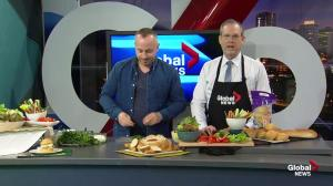 Global Edmonton Kitchen: Super Bowl Sunday dips with Chef Dan Clapson